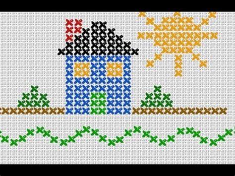 cross stitch pattern using photoshop photoshop tutorial how to make a custom needlework