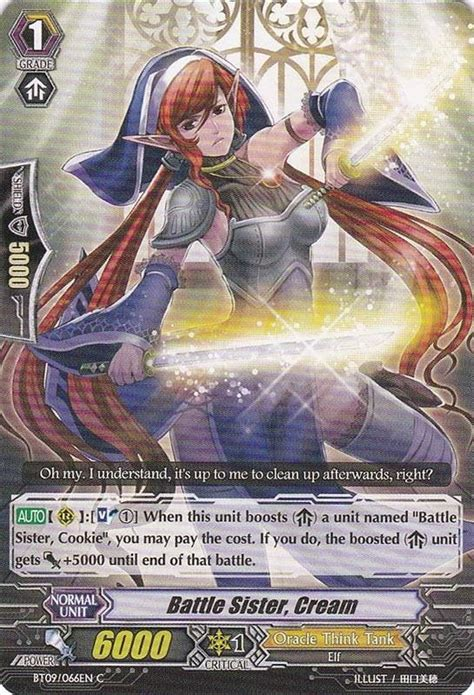 Oracle Tink Tank Deck battle oracle think tank cardfight