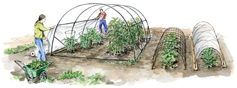 how to make a small covered greenhouse garden make an easy inexpensive mini greenhouse with low tunnels