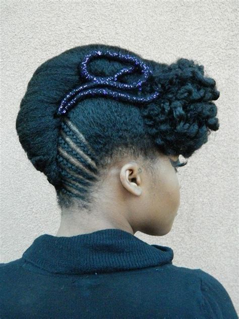 french roll bun w stuffing on fine natural hair easy 17 best images about natural hair roll tuck pin on