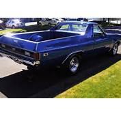 1969 El Camino Ss Chevrolet Pickup