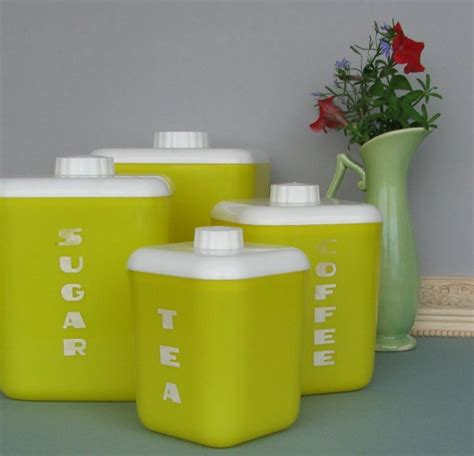 canister sets for kitchen counter yellow vintage canisters 17 best ideas about kitchen decor sets on pinterest sims