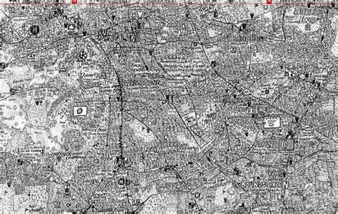 libro the island london mapped books about london may roundup londonist