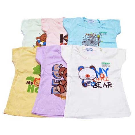 Kazel Ruffle Shirt Perempuan atasan kaus bayi perempuan terbaik lazada co id