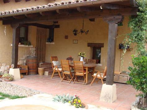 porches rusticos porches de madera para patios y jardines en tenerife