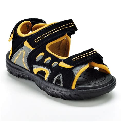 boys sport sandals new size 6t boys sport sandals from jumping beans black