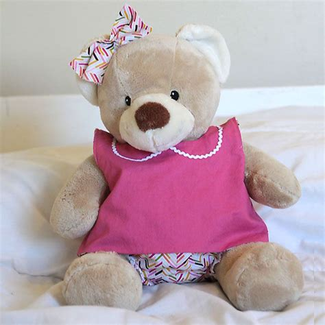 clothes pattern for build a bear 63 best build a bear clothes images on pinterest crochet