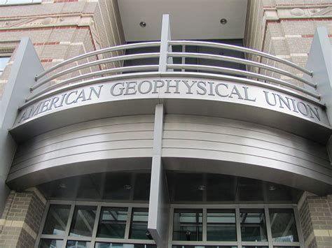 american geophysical union wikipedia