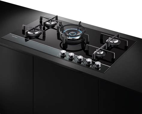fisher paykel gas cooktops fisher paykel cg905dnggb1 gas cooktop appliances