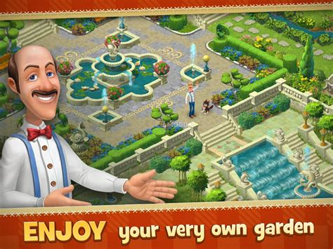 Gardenscapes Area 3 Gardenscapes New Acres 1mobile