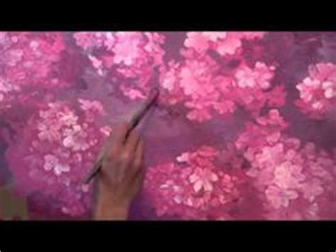 sakura flower mural wall painting youtube 1000 images about mural joe on pinterest perspective