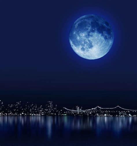 blue moon this friday s blue moon could actually look blue citylab
