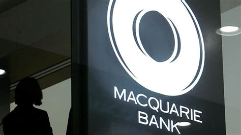 macquarie bank news macquarie bank s speed deal the courier mail