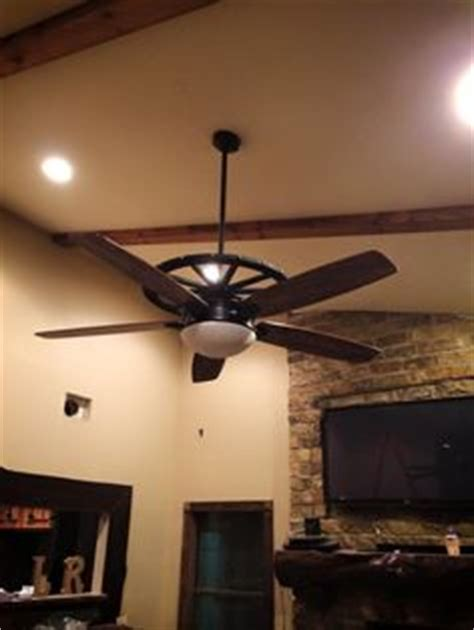 wagon wheel ceiling fan wagon wheel ceiling fan different but likeable
