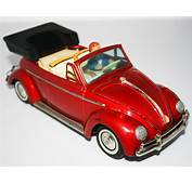 Bandai Japan 60's Volkswagen Beetle Convertible With