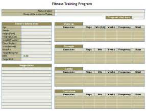 workout journal template exercise journal template images