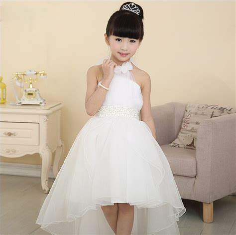 wedding vestidos and kid on pinterest aliexpress com buy white lace irregular baby girl dress