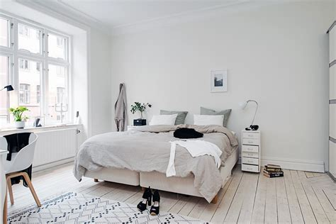 Scandinavian Style Bedroom | bedroom design in scandinavian style