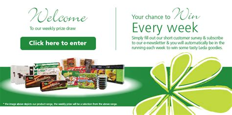 news leda nutrition - Survey To Win