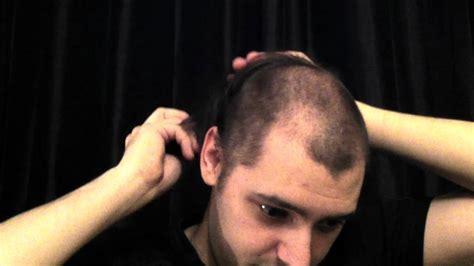 how long does it take from shave head to surfer hair style shaving off my hair for the first time youtube