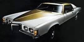 1970 Pontiac Grand Prix Hurst Ssj American Car Spotters Guide 1970