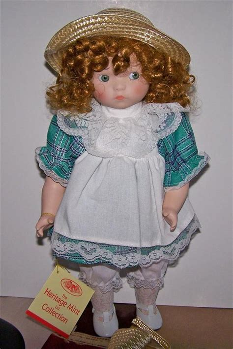 Antiques Collectibles Dolls | happy memories 14 quot porcelain doll collectible doll antique