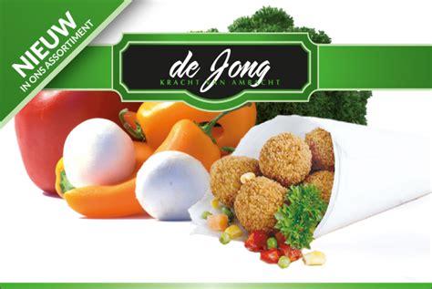 Jong Food de jong vegetarische bitterballen jong food