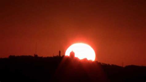 salida de sol salida sol 15 9 2012