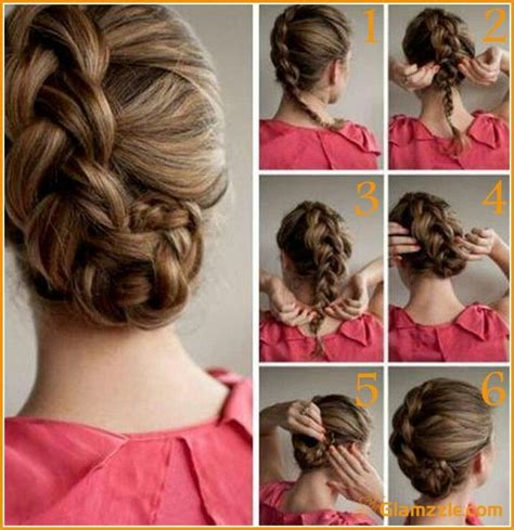 hairstyles easy tutorials 9 easy and chic hairstyle tutorials with braids