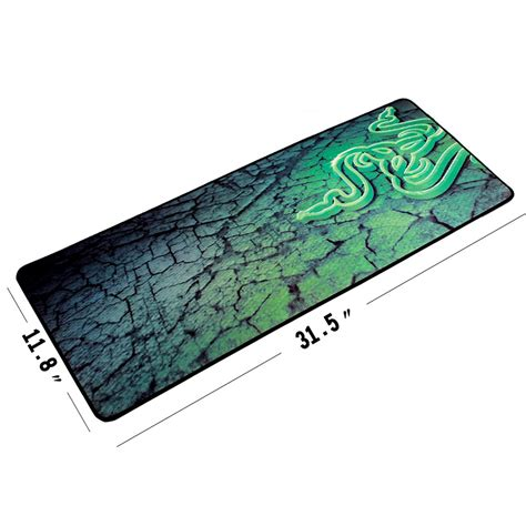 Gaming Mouse Pad 30 X 80cm Model R1 T1310 1 gaming mouse pad desk mat 30 x 80cm model n1 jakartanotebook