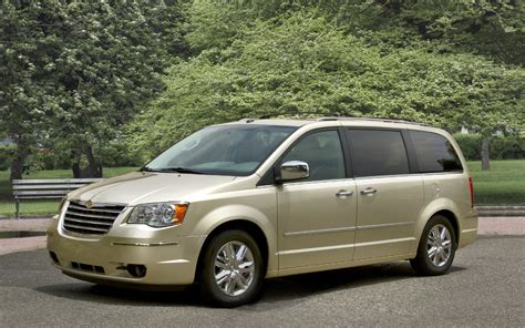 2010 Chrysler Town And Country Reviews by 2010 Chrysler Town Country Touring His And Review