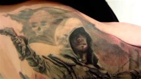 edward kenway tattoos assassin s creed 4 edward kenway finished