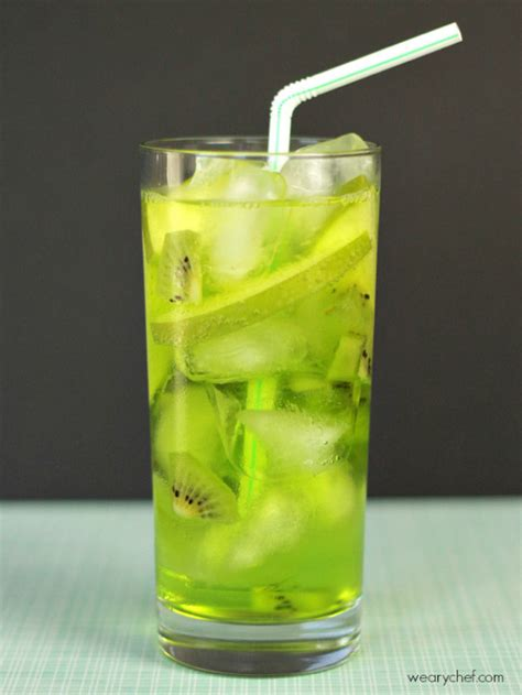 green cocktail green cocktail recipes to welcome s day