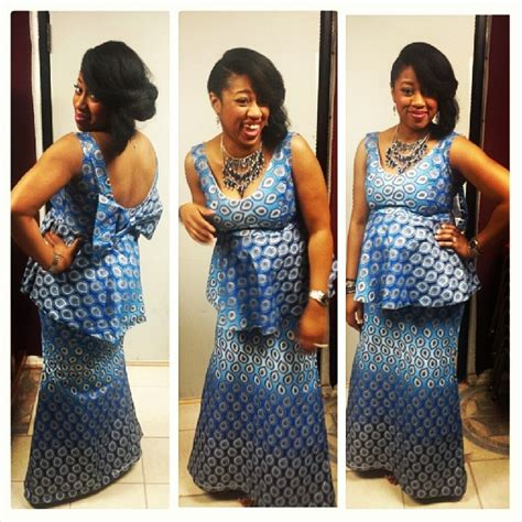 latest style of fixing weaveon ankara lookbook 3 kamdora