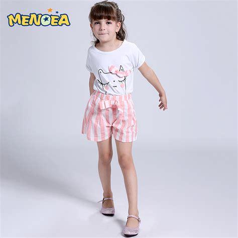 children clothes summer style 2016 brand