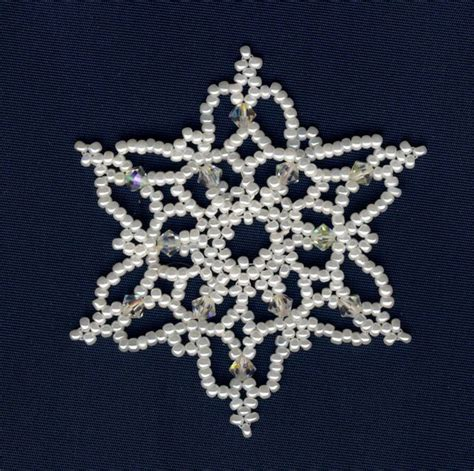 how to make a beaded snowflake how to crochet snowflake patterns 33 amazing diy