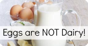why are eggs in the dairy section egg food intolerance