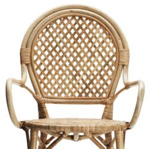 chaise en paille ikea 20 meubles tendances en rotin paille bambou etc