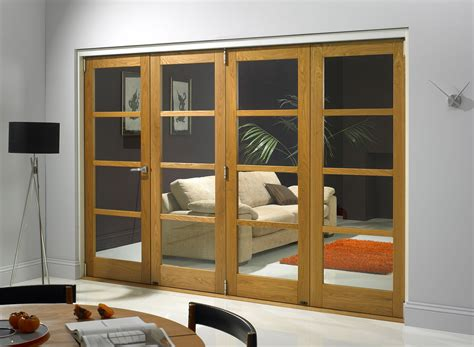 Folding Interior Doors Uk Bifold Doors Interior Folding Room Dividers 187 Vufold