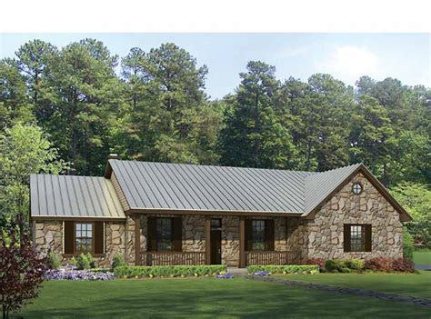 ranch house plans with photos 35 house photos with stone clad design