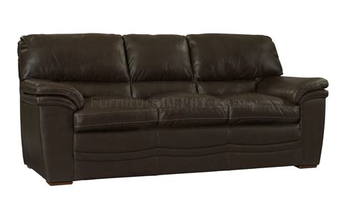 1406 Mitchell Sofa Loveseat By Leather Italia W Options
