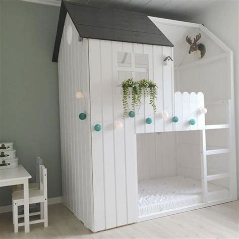 Gorgeous Bedrooms by Ikea Kura Bed Mommo Design