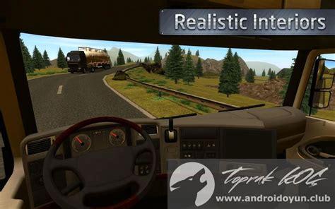download game euro truck mod apk euro truck driver v1 0 0 mod apk para hileli