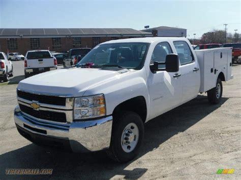 2010 chevrolet silverado 2500hd crew cab 4x4 utility truck