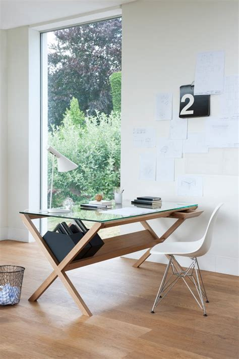 desk design ideas design office unique desks wooden stained 43 cool creative desk designs digsdigs