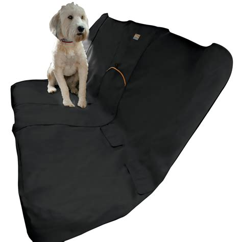 kurgo car seat covers for dogs kurgo bench seat cover black healthypets