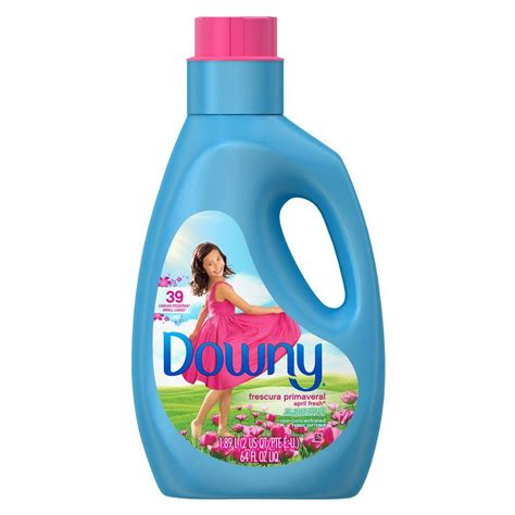 downy washer downy 64 oz april fresh liquid fabric softener 39 loads