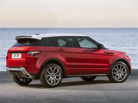 land rover land rover range rover evoque photos hd