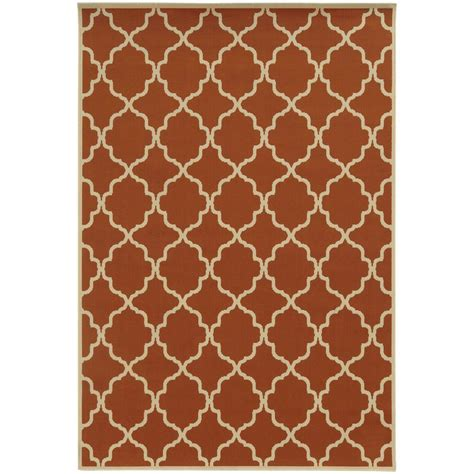 newport rug collection home decorators collection newport terra 5 ft 3 in x 7 ft 6 in area rug 2168530170 the