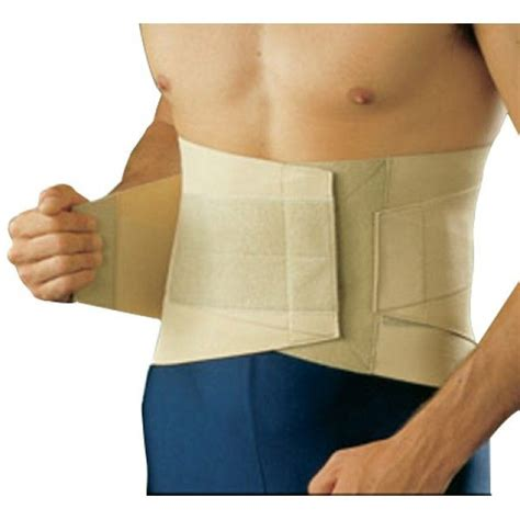 Oppo Sacro Lumbar Support 2164 Size Large oppo 2064 elastic lumbar sarcro support abdominal back